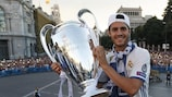 A UEFA Champions League winner with Real Madrid, Álvaro Morata is now at Atlético