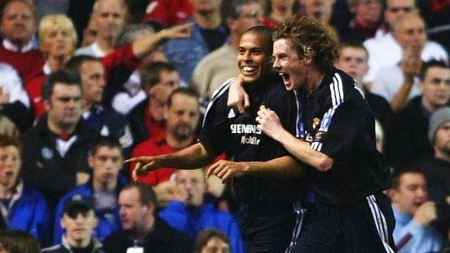 Real Madrid V Manchester United Past Encounters Uefa Super Cup