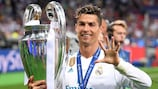 Cristiano Ronaldo has won the UEFA Champions League five times