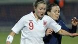 Inglaterra e França vão em Setembro tentar assegurar um lugar na fase final da prova