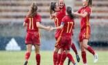 Eliterunde der WU19-EURO beginnt am Mittwoch
