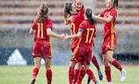 Spain will go for a third title in a row in Scotland