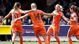 Eugénie Le Sommer schoss Lyon erneut ins Finale