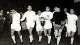 1959/60: El Madrid arrasó en Glasgow