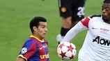 Evra se rinde al Barça