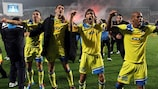 Lyon stunned as APOEL fairy tale continues