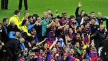 Classics: Messi shines as Barcelona leave United in the dark
