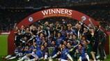Lista de participantes de la UEFA Europa League 2013/14