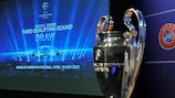 The third qualifying round draw will be held in Nyon