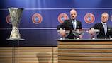 UEFA Europa League draw reaction