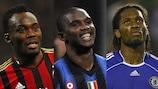 I record dei giocatori africani in Europa