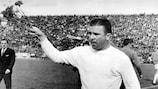Ferenc Puskás est le plus vieux meilleur buteur en compétitions de l'UEFA