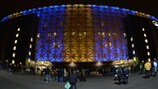 La Friends Arena de Solna accueillera la finale 2017