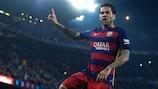 Dani Alves saluta il Barcellona