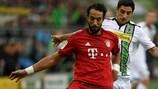 Medhi Benatia in azione con la maglia del Bayern Monaco