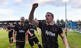 Dundalk choca BATE, APOEL apurado nos descontos