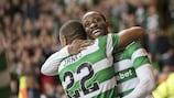 Celtic feiert den Einzug in die Play-offs