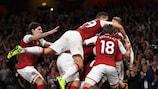 Arsenal startet gegen Köln in die Europa League