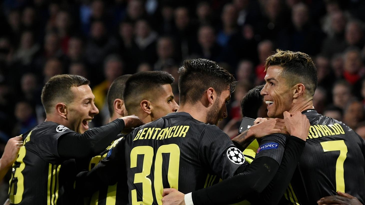 Juventus V Ajax Background Uefa Champions League Uefa Com