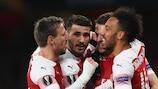 Retrospectiva: Nápoles - Arsenal