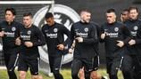 Antevisão do Eintracht Frankfurt - Benfica