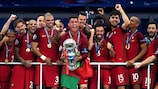 Portugal adorn world game