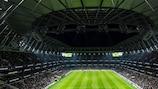 The new Tottenham Hotspur Stadium