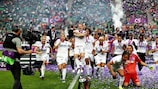 Lyon will go for a fifth title in a row