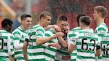 O Celtic entra em cena na primeira pré-eliminatória