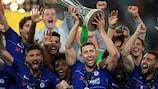 Chelsea gewann 2019 den Titel in der UEFA Europa League