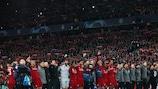 La festa del Liverpool