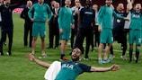 Lucas Moura hat Tottenham mit seinem Hattrick ins Finale geschossen