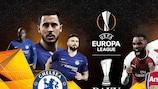 Antevisão da final da UEFA Europa League: Chelsea - Arsenal