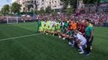 Destacadas leyendas en el Torneo Ultimate Champions en Madrid