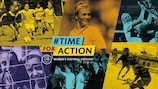 Time for Action: Первая стратегия УЕФА по женскому футболу
