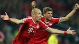 Robben schießt Bayern ins Glück