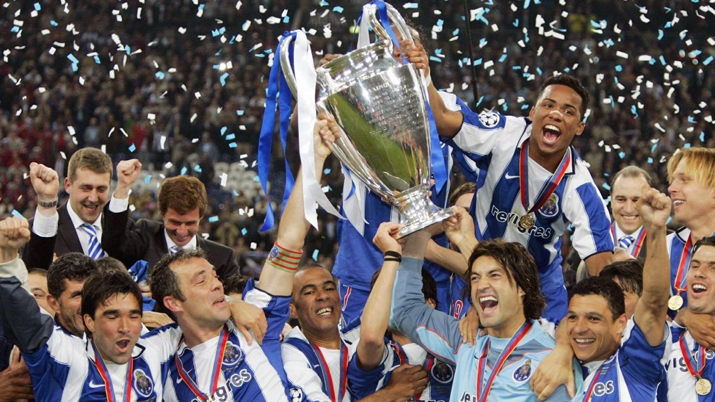 2003/04: El Oporto da la sorpresa | UEFA Champions League | UEFA.com