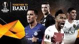 Meet the Europa League semi-finalists