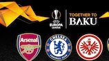 UEFA Europa League semi-final ties
