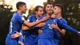 Fünf tolle Tore der U17-EURO 2019