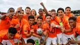 EURO Sub-17 de relance: Holanda revalida título
