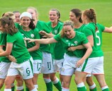 Ireland won their three games without conceding