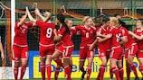 Neues über die Eliterunde der WU17-EURO