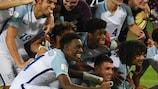 England's FIFA U-17 World Cup winners