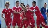 Serbien erzielte zwölf Tore in der Qualifikationsrunde