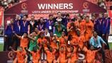 Holanda triunfa desde el punto de penalti