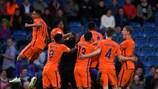 Holanda se metió en la final en la tanda de penaltis