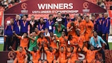 Holanda soma terceiro título sub-17