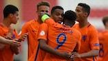 Сборная Нидерландов выиграла чемпионат Европы среди юношей до 17 лет