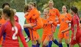 The Netherlands scored 24 goals in three games